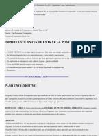 Formatear PC