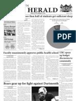 November 9, 2012 issue