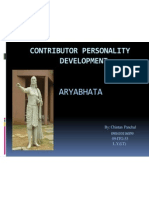 Aryabhatta  090410116059