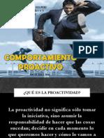 Comportamiento Proactivo Fap