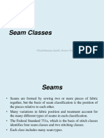 Seam Classes