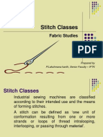 Stitch Classes