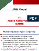 3 Spin Model