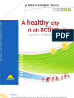 A Healthy City is an Active City