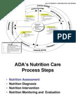 Nutrition Care Process Briefer CP Orientation