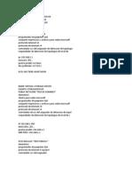 Configuracion de Cluster Bd