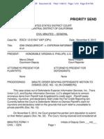 IZE v Experian - DOC 35 - Order on MTD
