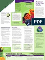 Fitoquímicos e Alimentos Anticancro - AICR