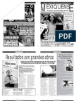 Versión impresa del periódico El mexiquense 9 de noviembre 2012