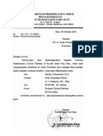 Dody Firmanda 2012 - Evaluasi Clinical Pathways RS Paru Batu 6 November 2012.