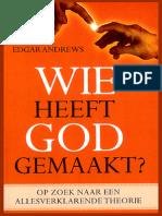 WIE HEEFT GOD GEMAAKT? (recensie)