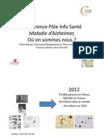 Pole Info Sante Alzheimer