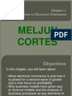MELJUN CORTES E COMMERCE CHAPTER 1