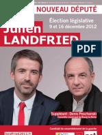Avec Julien Landfried, Pour un nouveau député