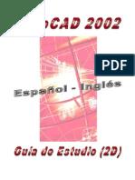 Guia de AutoCAD (en 2D)