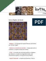 A Antiguidade Tardia Em Textos Outras Regioes Do Mundo Andre Bueno