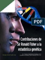 Contribuciones de Sir Roland Fisher a la Estadística Genética