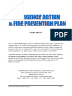 Emerg Action Plan