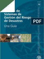 Guia Gestuion de Riesgo FAO