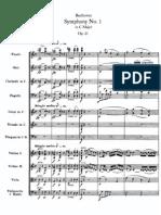 Beethoven Symphony No.1 in C Major Op 21