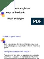 Processo de Aprovação de Peça de Produção - PPAP - 4o Edição