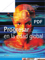 Progresar en la edad global