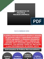 Economia Conteúdo 4 [instrumentos de política macro]