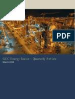 GCC Energy Industry Mar 2011