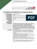 Curso_Essential Secondary CLIL