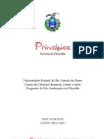 Revista Princípios, Vol. 19, número 31, 2012