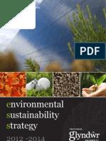 Environmental Sustainability Strategy 2012-14