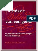Bilderdijk ~ De Missie van een Genie (recensie)