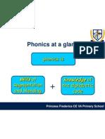 phonics training