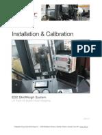 ED2.V1 SkidWeigh Plus Installation & calibration