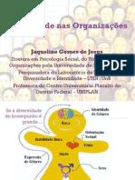 Diversidade nas Organizações