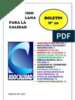 ASOCALIDAD BOLETIN Nº 10