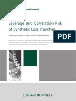 QCRQ Leverage and Correlation
