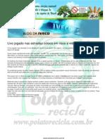 Blog Da Iveco Lixo Jogado Nas Estradas Coloca Em Risco a Vida