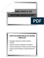 Biomecanica Do Sis. Muscular