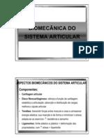 Biomecanica Do Sist. Articular