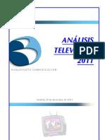 Analisis Televisivo 2011[1]