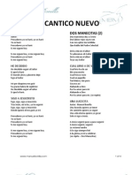 CD1240UnCanticoNuevo Lyrics