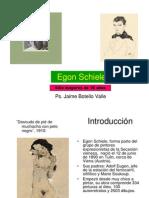 Egon Schiele. Ps. Jaime Botello Valle