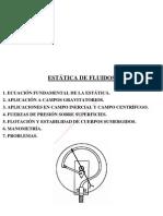 ESTÁTICA DE FLUIDOS-CURSO DE MECÁNICA DE FLUIDOS[1]