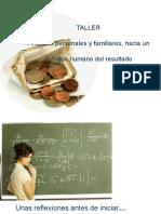 Finanzas Personales y Familiares Hacia Un Enfoque Humano Del Resultado