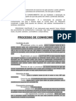 Material de Processo Civil