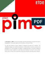 Brochure Plan Pyme de Eide