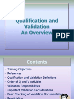 003 Qualification and Validation an Overview1