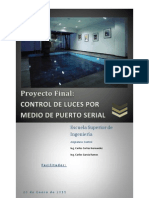 Proyecto Domotica