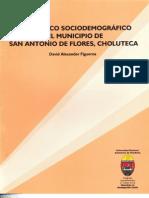 Diagnóstico Sociodemográfico del Municipio de San Antonio de Flores, Choluteca, Honduras